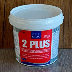 Клей для виниловых покрытий Kiilto 2 Plus Финляндия 1.4 кг фото 0