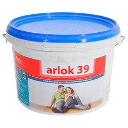 Клей фиксатор Arlock 39 для укладки виниловой плитки фото 0